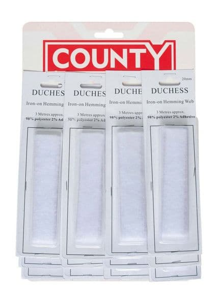 County No Sew Tape - Card 12